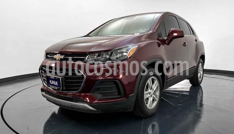 Chevrolet Trax LT usado (2017) color Rojo precio $242,999