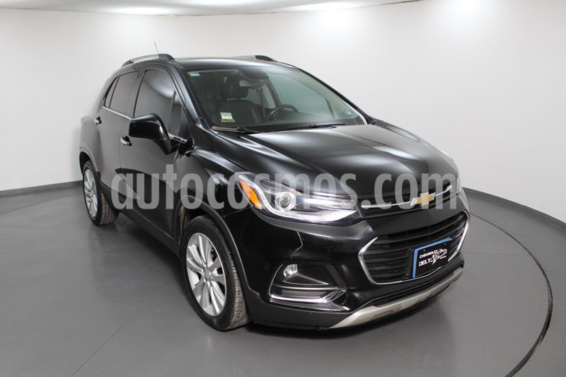 Chevrolet Trax LTZ usado (2018) color Negro Carbon precio $270,000