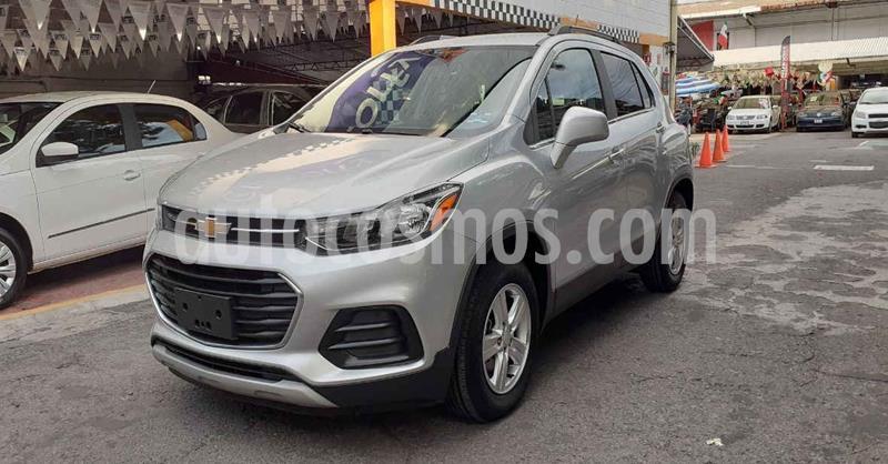 Chevrolet Trax LT Aut usado (2020) color Plata Dorado precio $258,900