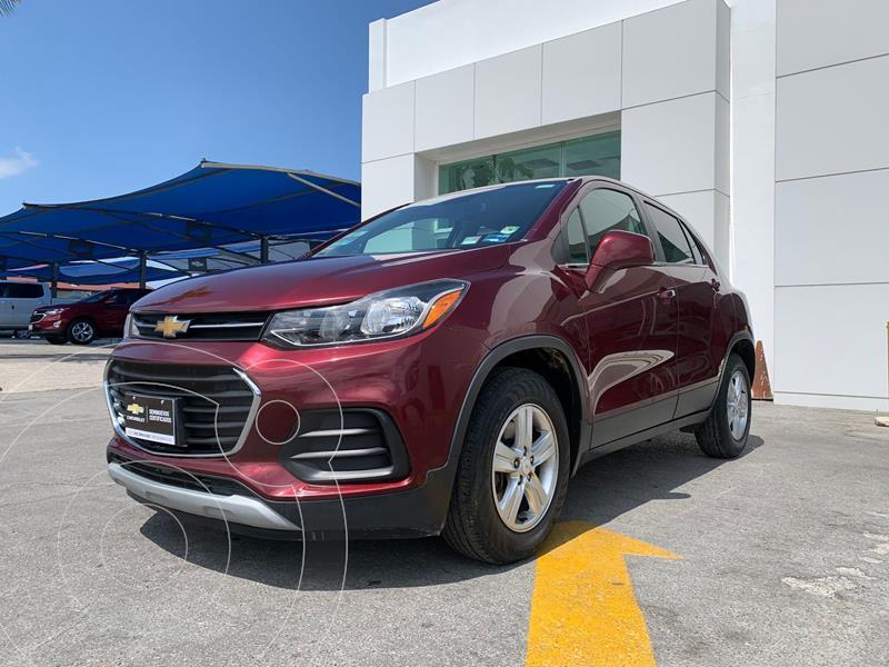 Foto Chevrolet Trax LT Aut usado (2017) color Rojo precio $276,500