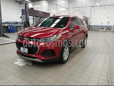 Chevrolet Trax 5P LT L4/1.8 AUT usado (2018) color Rojo precio $275,000