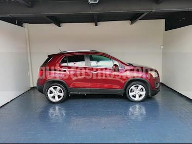 Chevrolet Trax LT Aut usado (2016) color Rojo Tinto precio $222,800