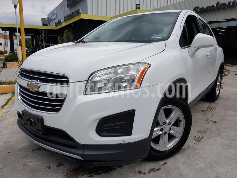 Chevrolet Trax LT usado (2016) color Blanco Galaxia precio $205,000