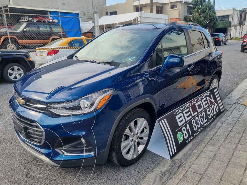 Foto Chevrolet Trax Premier Aut usado (2019) color Azul precio $334,000