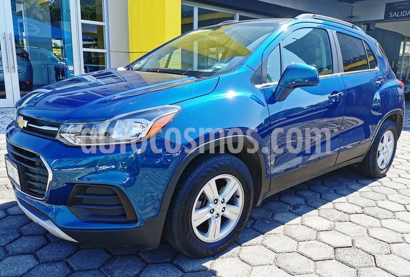 Chevrolet Trax LT Aut usado (2019) color Azul precio $270,000