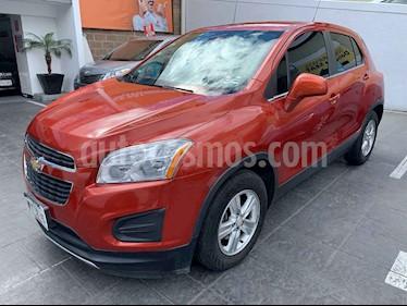 Chevrolet Trax 5p LT L4/1.8 Aut usado (2014) color Naranja precio $165,000