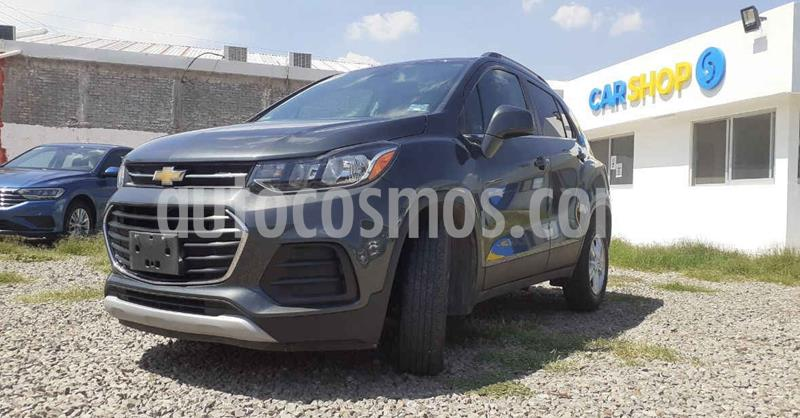 Chevrolet Trax LT Aut usado (2020) color Gris precio $258,900
