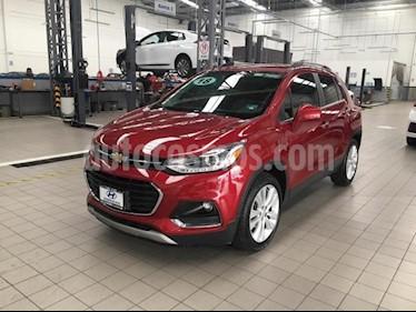 Chevrolet Trax 5p Premier L4/1.8 Aut usado (2018) color Rojo precio $299,000