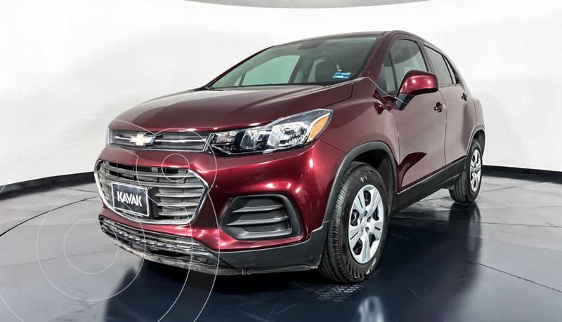 Foto Chevrolet Trax LS usado (2018) color Rojo precio $209,999