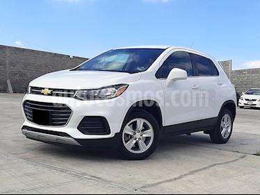 Chevrolet Trax LT usado (2017) color Blanco Galaxia precio $242,000