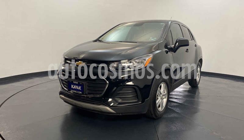 Chevrolet Trax LT usado (2018) color Negro precio $262,999