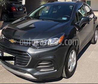 Chevrolet Trax LT Aut usado (2019) color Gris precio $270,000