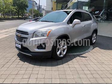 Foto Chevrolet Trax LTZ usado (2016) color Gris precio $255,000
