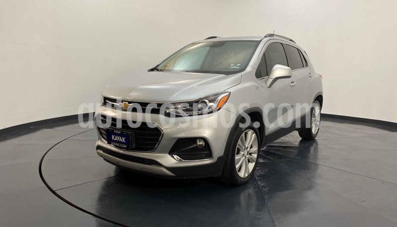 Chevrolet Trax Premier Aut usado (2018) color Gris precio $297,999