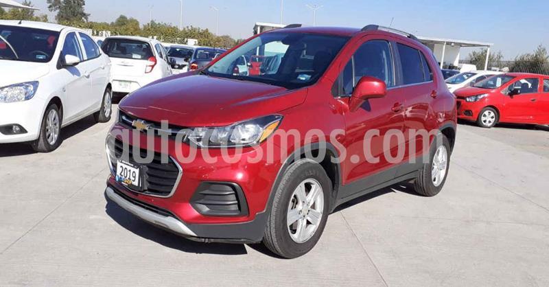 Chevrolet Trax LT usado (2019) color Rojo precio $229,900
