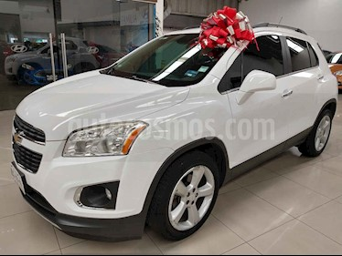 Chevrolet Trax 5p LTZ L4/1.8/T Aut usado (2015) color Blanco precio $205,000
