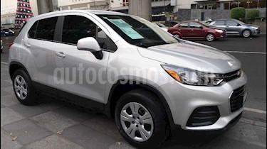 Chevrolet Trax LS usado (2018) color Plata precio $239,000