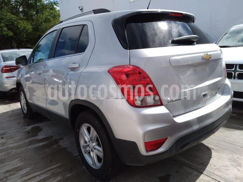Chevrolet Trax LT Aut usado (2019) color Plata Dorado precio $270,000