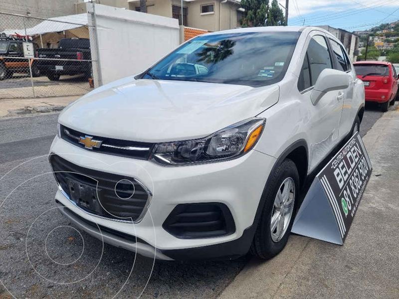 Foto Chevrolet Trax LT usado (2017) color Blanco precio $258,000