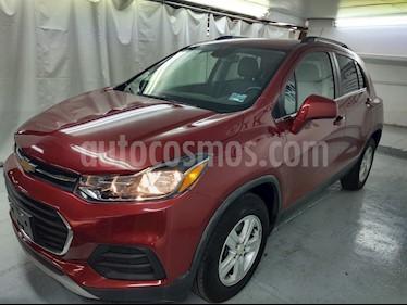 Chevrolet Trax LT usado (2019) color Naranja Metalico precio $270,000