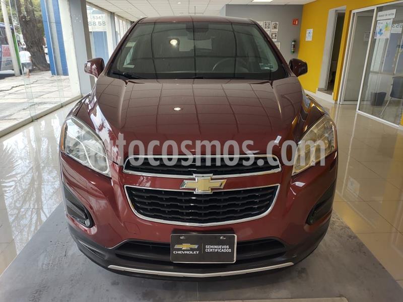 Chevrolet Trax LT Aut usado (2014) color Rojo precio $171,900