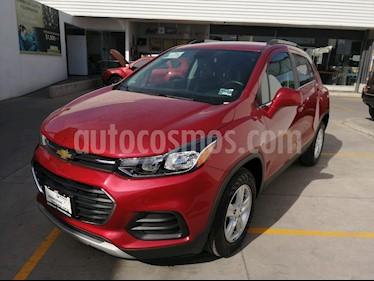 Chevrolet Trax LT usado (2019) color Rojo Tinto precio $290,000