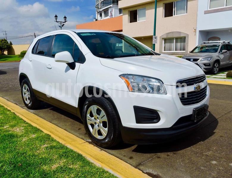 Chevrolet Trax LS usado (2016) color Blanco Galaxia precio $184,999