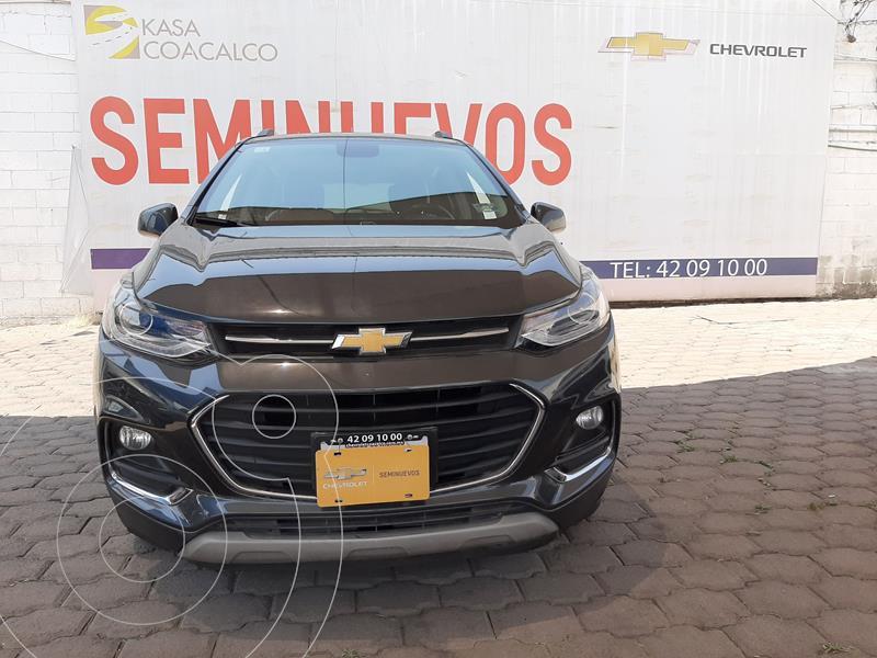 Foto Chevrolet Trax LT Aut usado (2018) color Gris precio $315,000