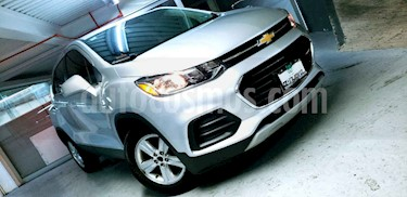 Foto Chevrolet Trax LT Aut usado (2017) color Plata precio $239,000