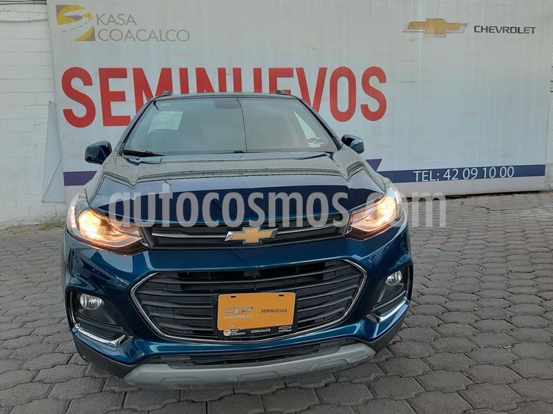 Chevrolet Trax Premier Aut usado (2019) color Azul precio $320,000