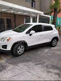 Chevrolet Trax LS usado (2015) color Blanco Galaxia precio $175,000