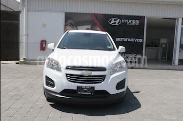 Chevrolet Trax LS usado (2016) color Blanco precio $190,000