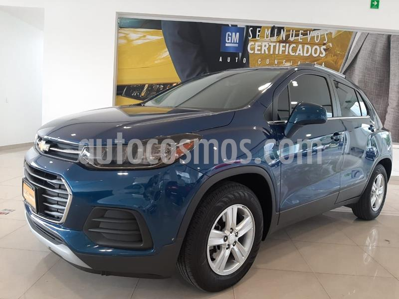 Chevrolet Trax LT usado (2019) color Azul precio $285,900