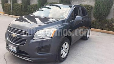 Chevrolet Trax 5P LT 1.8L TA TELA/PIEL RA-16 usado (2015) precio $185,000