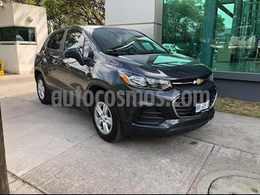 Chevrolet Trax LS MANUAL usado (2019) color Gris Oscuro precio $290,000