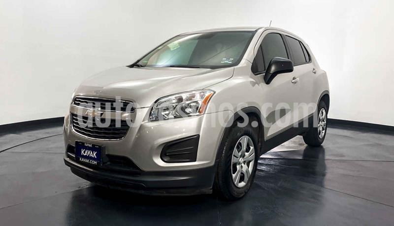 Chevrolet Trax LS usado (2014) color Dorado precio $162,999