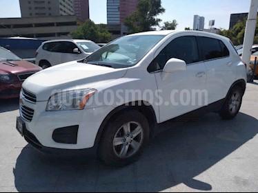 Chevrolet Trax 5p LT L4/1.8 Aut usado (2016) color Blanco precio $189,000