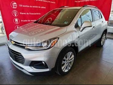 Chevrolet Trax 5p Premier L4/1.8 Aut usado (2018) color Plata precio $245,000