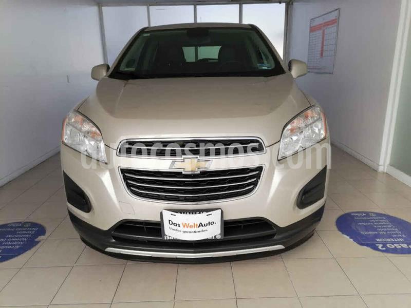 Chevrolet Trax LT Aut usado (2016) color Dorado precio $205,000