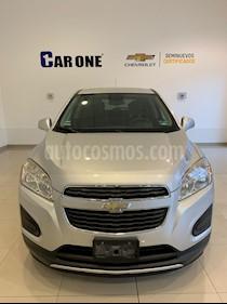 Chevrolet Trax LT Aut usado (2015) color Plata precio $189,900