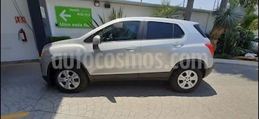 Chevrolet Trax LS usado (2013) color Plata precio $158,700