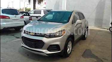 Chevrolet Trax 5p LT L4/1.8 Aut usado (2018) color Plata precio $268,000