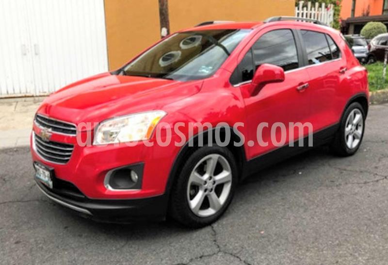 Chevrolet Trax LTZ usado (2016) color Rojo precio $225,000
