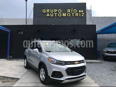 Chevrolet Trax LT usado (2019) color Plata precio $285,000
