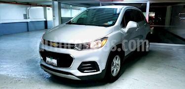 Chevrolet Trax LT Aut usado (2017) color Plata precio $255,000
