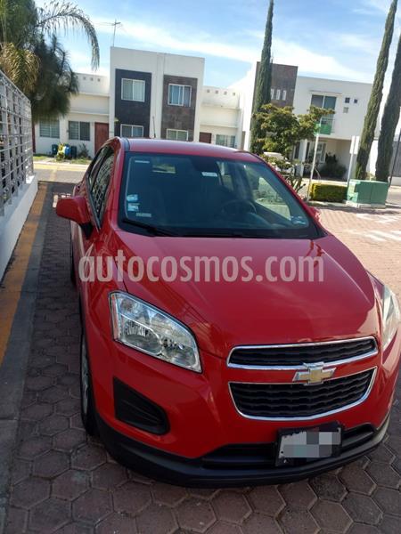 Chevrolet Trax LS usado (2015) color Rojo precio $163,000