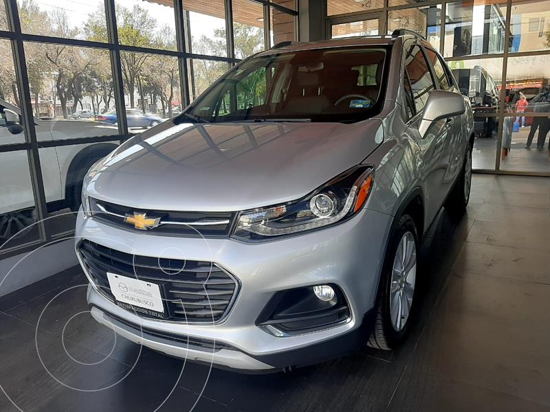 Foto Chevrolet Trax Premier Aut usado (2020) color Plata precio $330,000