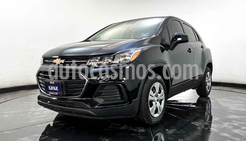 Chevrolet Trax LS usado (2018) color Negro precio $252,999