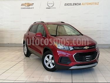 Chevrolet Trax LT Aut usado (2019) color Rojo Tinto precio $299,000