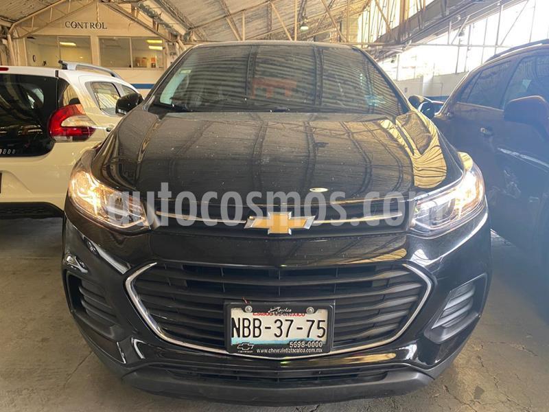 Chevrolet Trax LS usado (2017) color Negro Onix precio $190,000